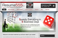 Resume555.com
